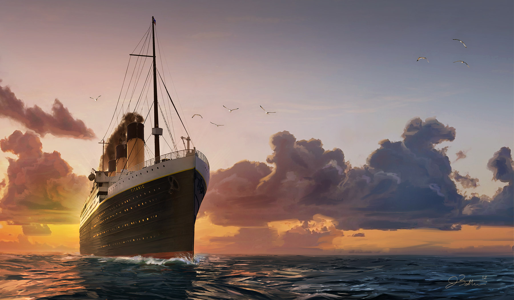 the liesson of life is uncertain in titanic Analysis of the titanic, by james cameron essay:: 3 works cited length: 1855 titanic by james cameron essay - titanic, both the movie and above all the lesson: that life is uncertain, the future unknowablethe unthinkable possible.