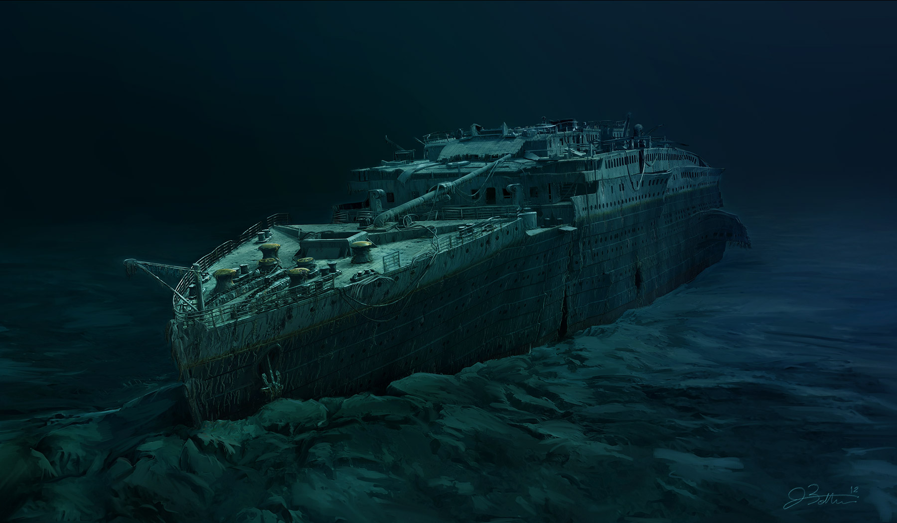Rms lusitania wreck rms lusitania wreck quotes - Titanic Remembered