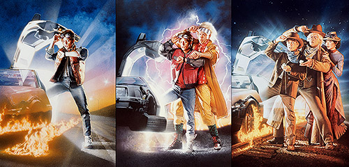 The Back to the Future Trilogy